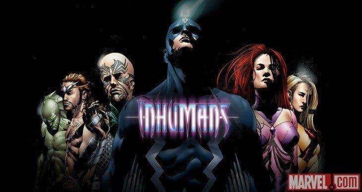 Personajes confirmados en la serie de 'Inhumanos' (Marvel)
