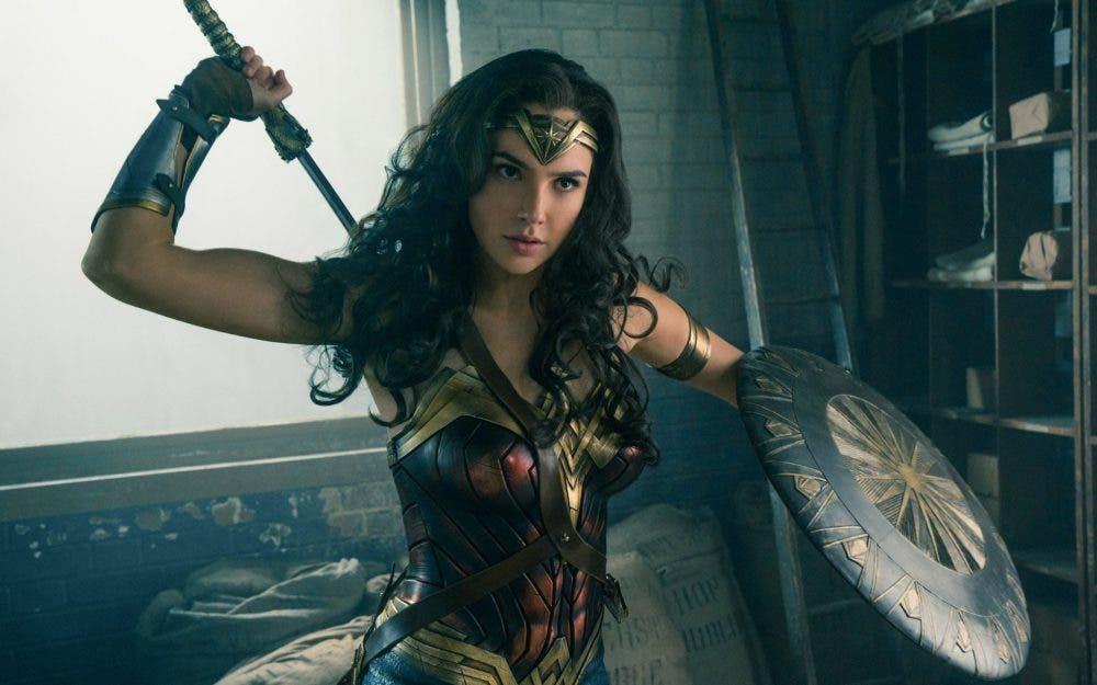 nueva imagen Gal Gadot como Wonder Woman