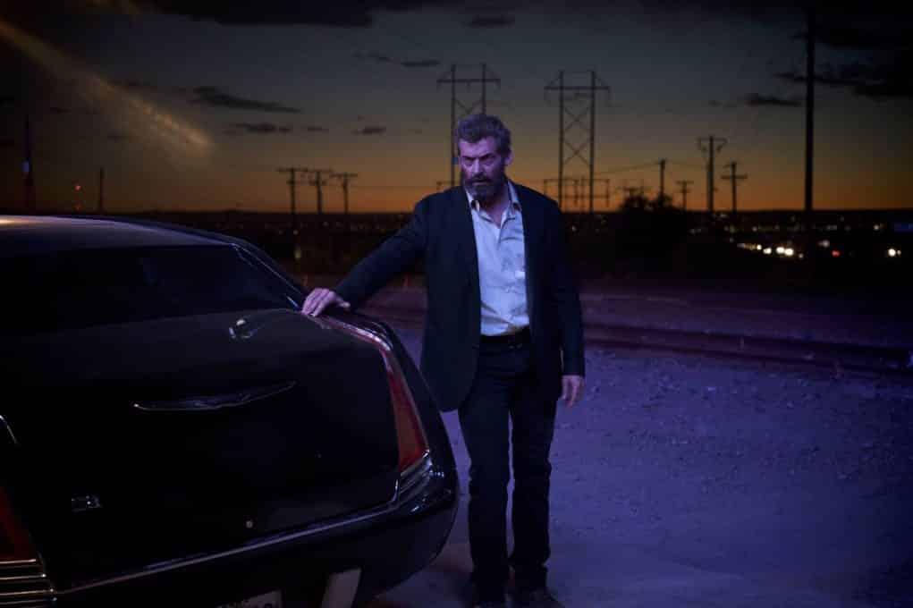 nueva imagen Logan full colour trailer