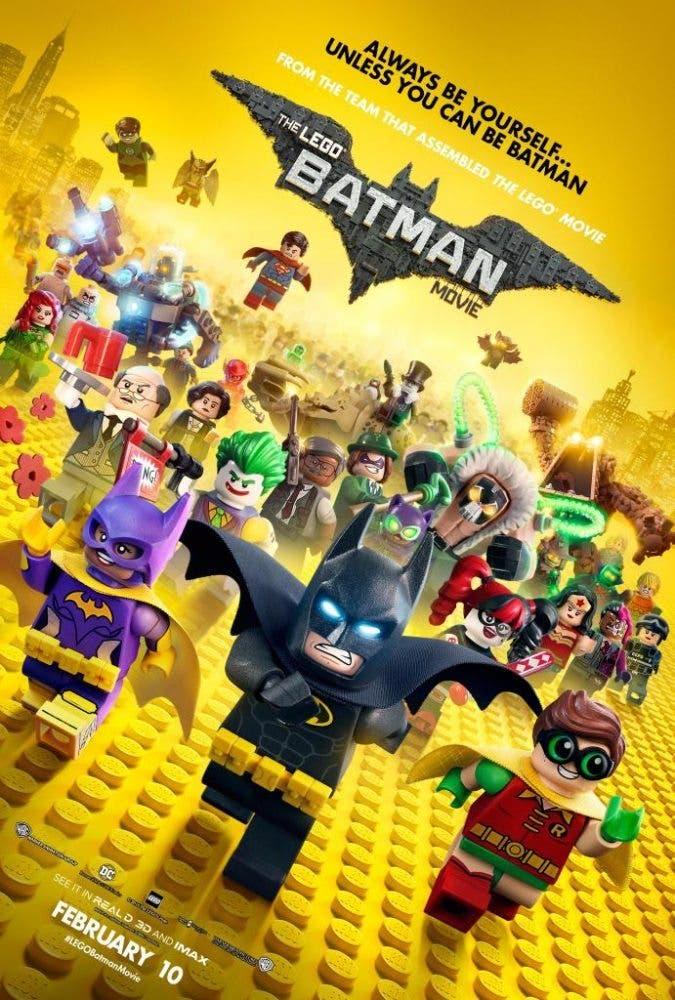 nuevo clip de The LEGO Batman Movie