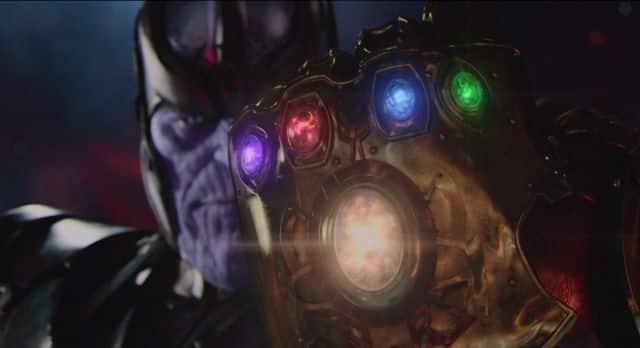 Vengadores: La Guerra del Infinito (Avengers 3 movie 2018)