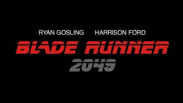 trailer oficial Blade Runner 2049 (Blade Runner 2)