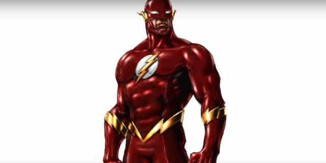 videojuego The Flash cancelado