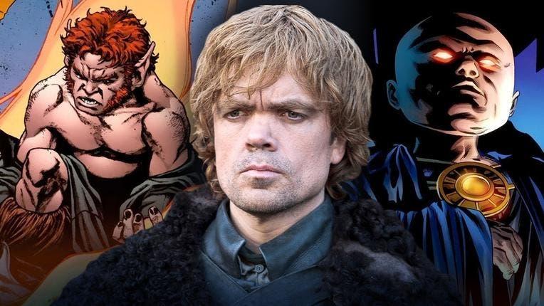 6 posibles personajes de Peter Dinklage en Vengadores 3 La Guerra del Infinito