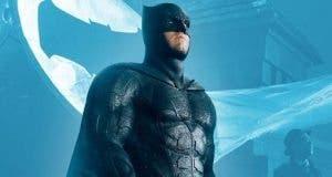 Batman de Ben Affleck película Liga de la Justicia