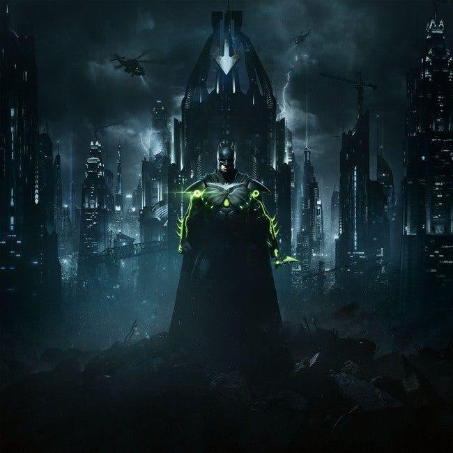 Batman de Injustice 2 (videojuegos 2017)