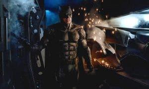 Ben Affleck The Batman y la Liga de la Justicia