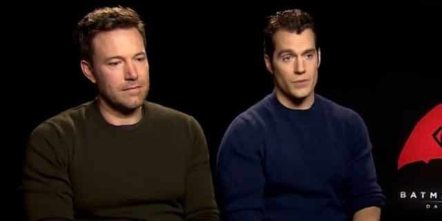 Ben Affleck es Sad Affleck en Batman v Superman