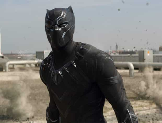 Black Panther (Chadwick Boseman movie 2018)
