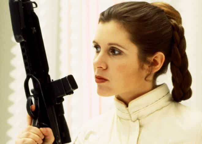 Carrie Fisher documental HBO Star Wars