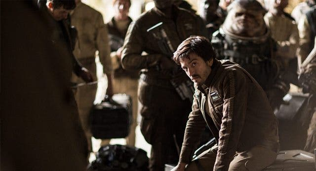 Cassian Andor (Rogue One) en spin-off de Star Wars (Han Solo)