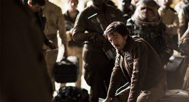 Cassian Andor (Rogue One) en spin-off de Star Wars (Han Solo)