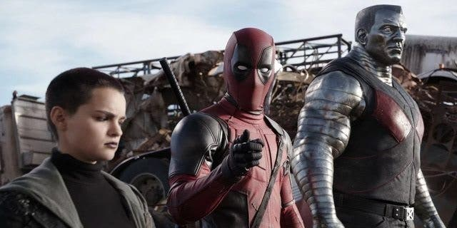 Coloso y Negasonic confirmados en Deadpool 2