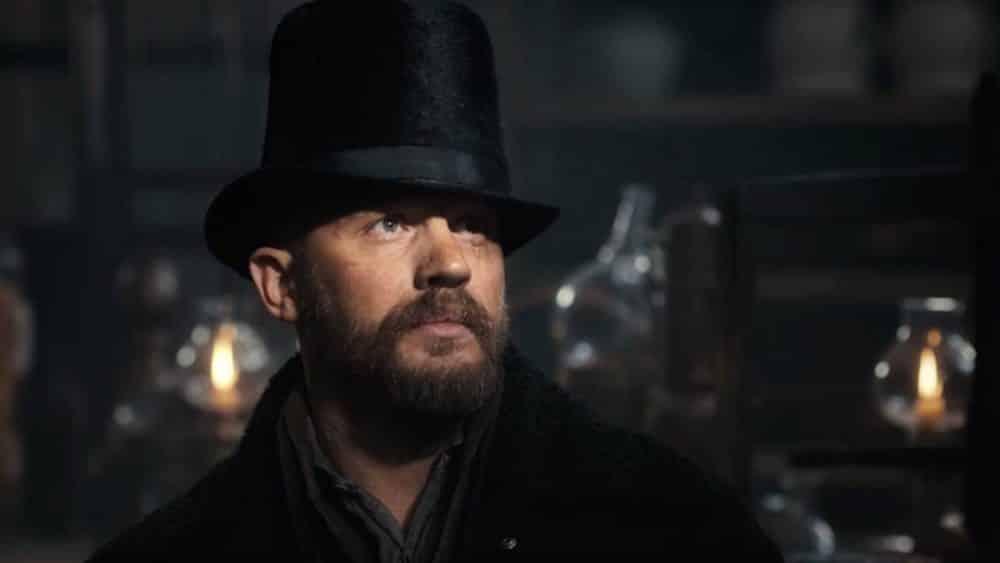 Critica Taboo con Tom Hardy (HBO) 1