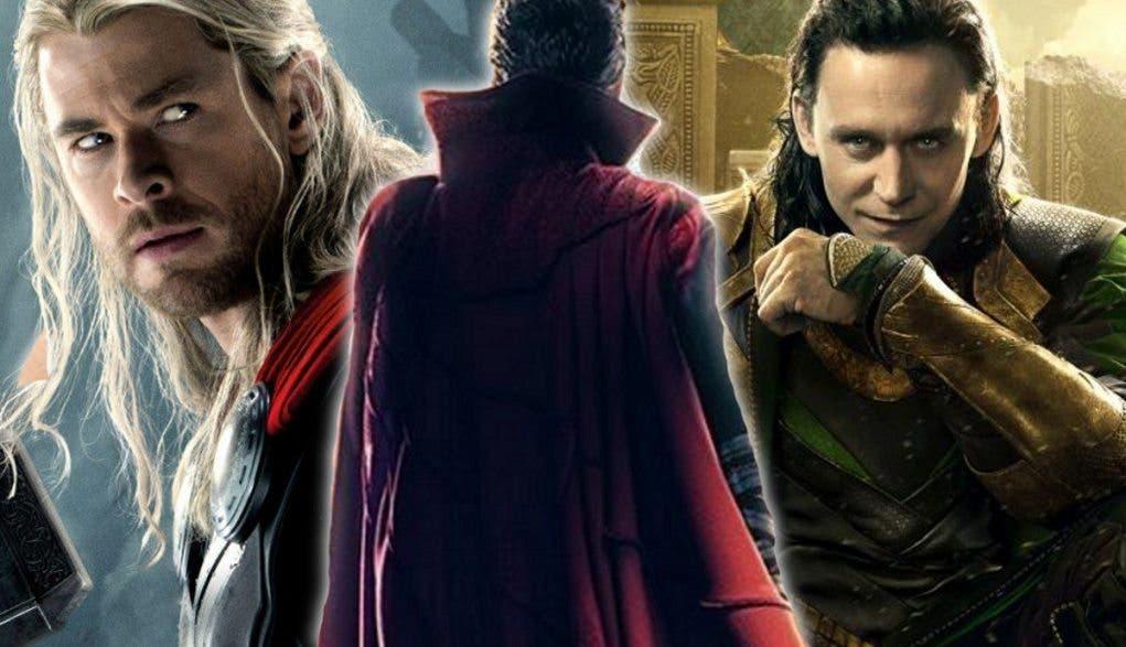 Doctor Strange en Thor Ragnarok (1)