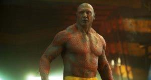 Primera imagen de Drax en el rodaje de 'Vengadores: Infinity War'