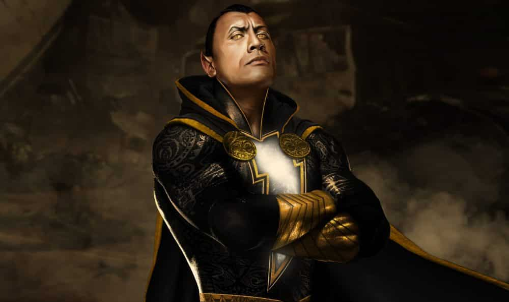 Black Adam (Dwayne Johnson) - DCEU
