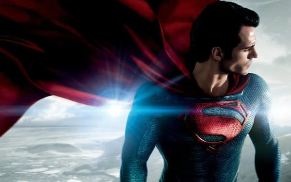 El Hombre de Acero 2 - películas de DC Comics