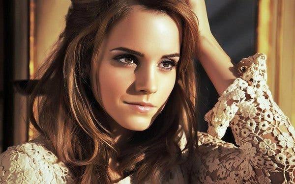 Emma Watson en La Bella y la Bestia (1)