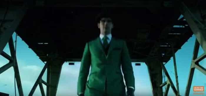 Revelado el look clásico de Enigma en 'Gotham'