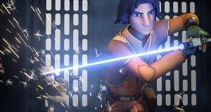 Ezra Bridger en 'Star Wars Rebels'