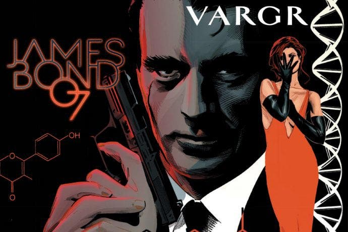 James-Bond #1 Vargr