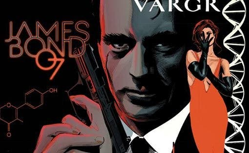 James-Bond 007 Vargr