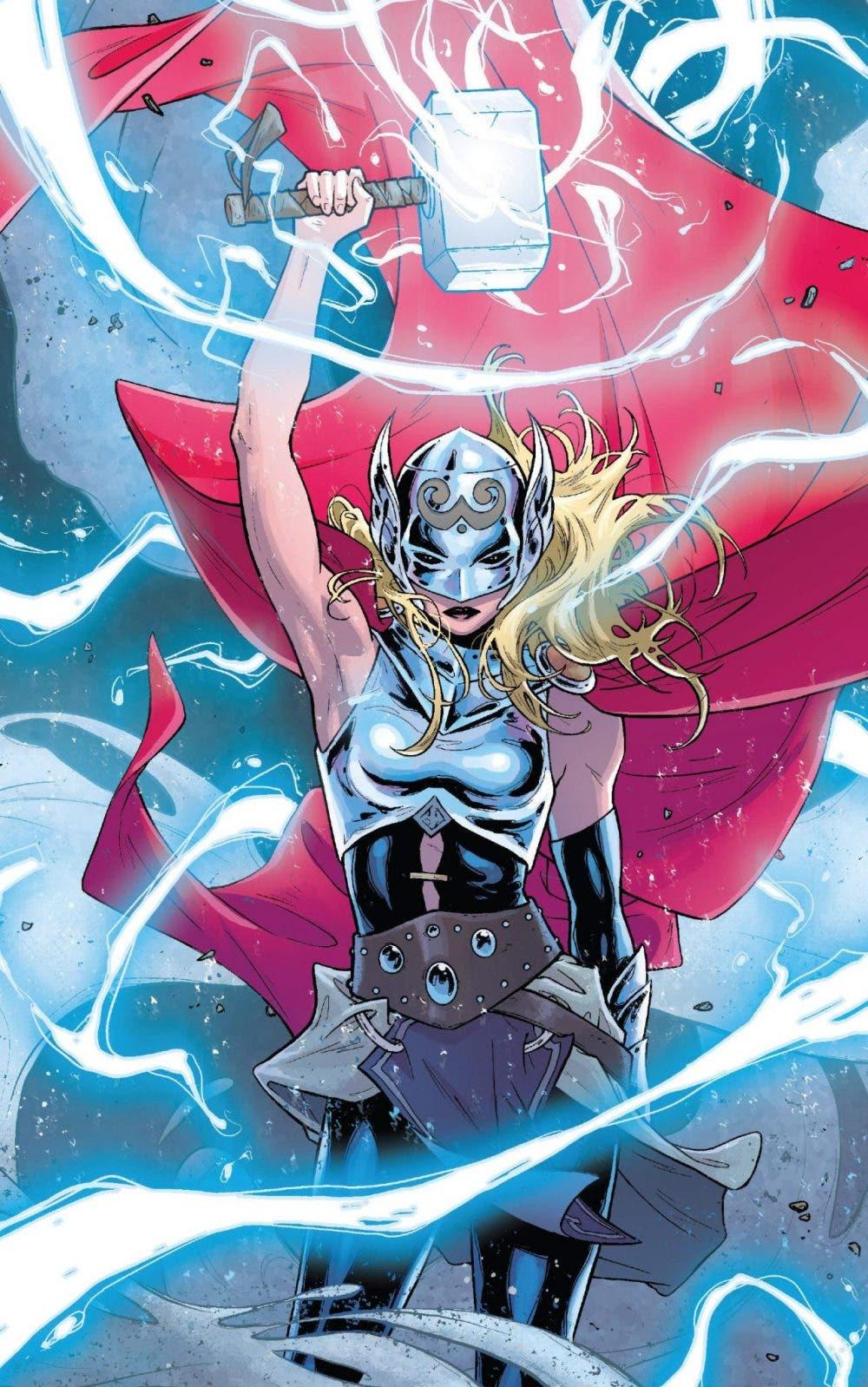 Jane Foster Tierra 616 en Thor Vol 4