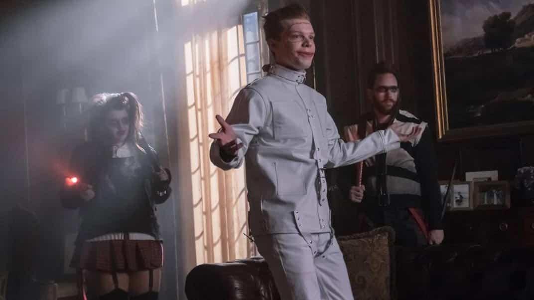 Joker de 'Gotham' parecido al de Greg Capullo en 'Gotham'