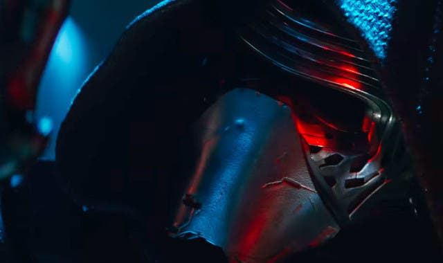 Kylo Ren nuevos detalles Star Wars VIII