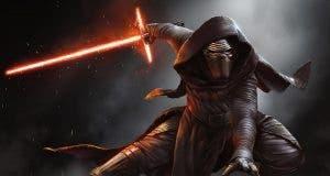 Kylo Ren y su relación con el título 'Star Wars: The Last Jedi'