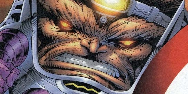 MODOK (Peter Dinklage) en Vengadores 3 La Guerra del Infinito