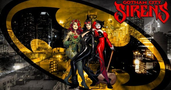 Gotham City Sirens - DC Extended Universe