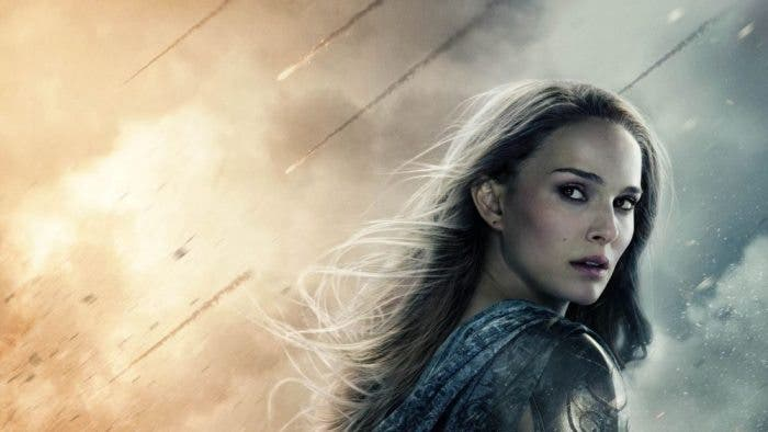 Natalie Portman Jane Foster enn Marvel
