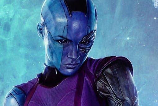 Nebula Karen Gillan