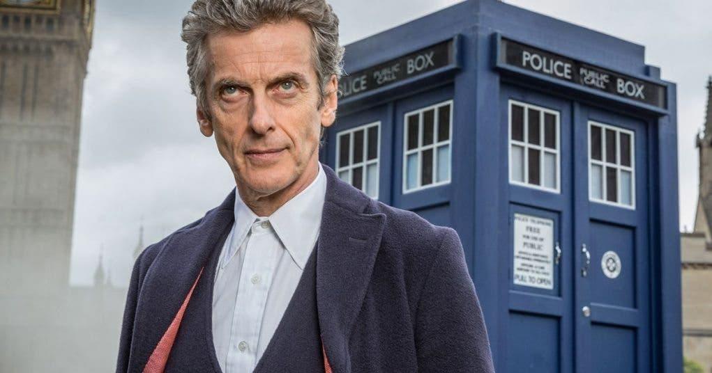 Peter Capaldi abandona Doctor Who 1