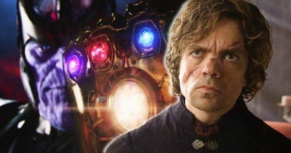 ¿A quién interpreta Peter Dinklage en Vengadores: Infinity War (2018)?