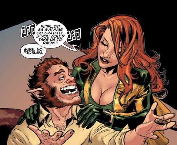 Pip the Troll personaje de Marvel