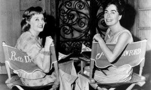 Primera imagen de susan sarandon y jessica lange como bette y joan