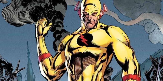 Flash Reverso en la Liga de la Justicia 2