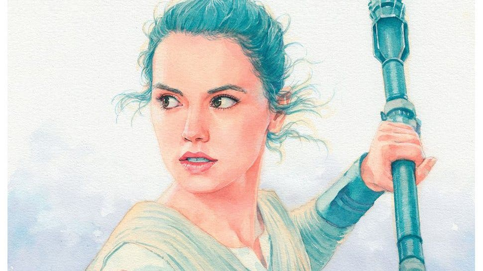 Rey en Star Wars: Episodio VIII