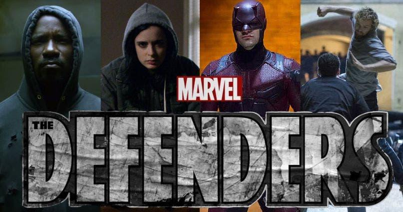 The Defenders (Netflix, 2017)