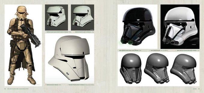 Concept art Stormtrooper