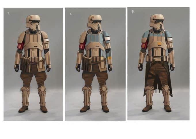 shoretrooper Concept art