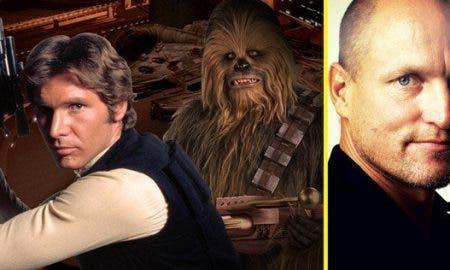 Woody Harrelson en Han Solo (Star Wars) 1