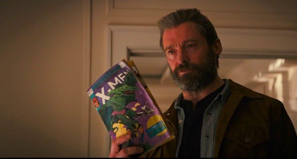 analisis y easter eggs trailer final Logan (4)