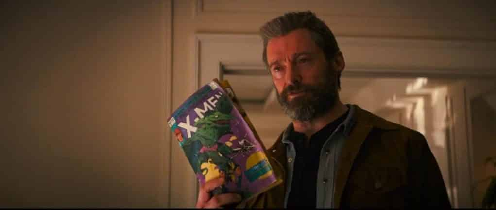 analisis y easter eggs trailer final Logan con Lobezno