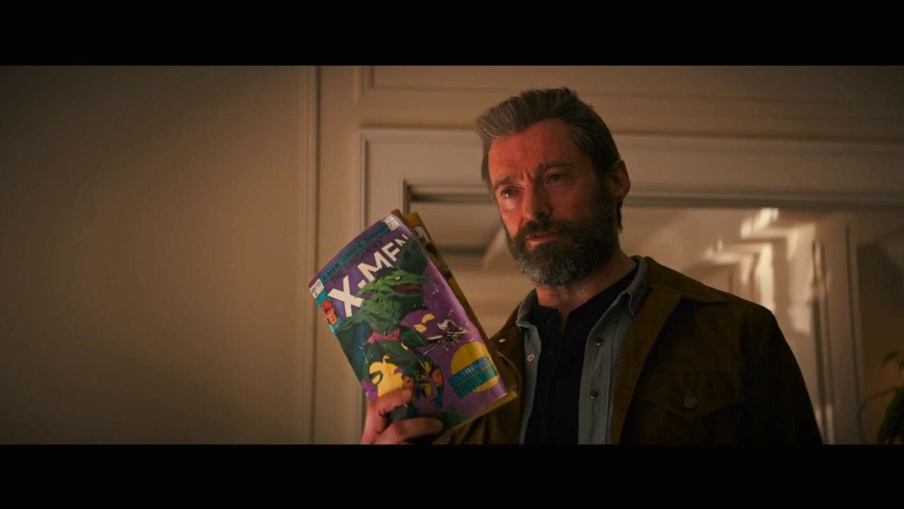 analisis y easter eggs trailer final Logan (4)
