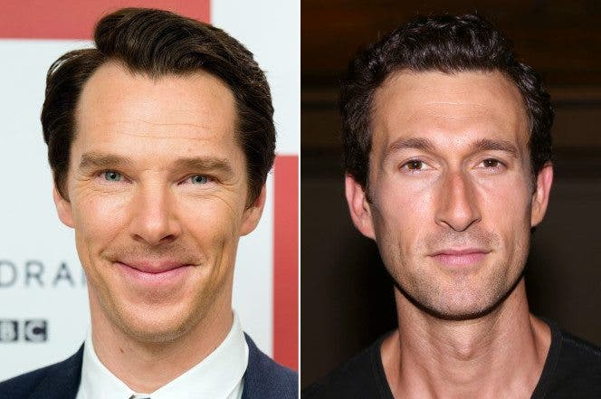 Doctor Strange Benedict Cumberbatch y Aaron Lazar