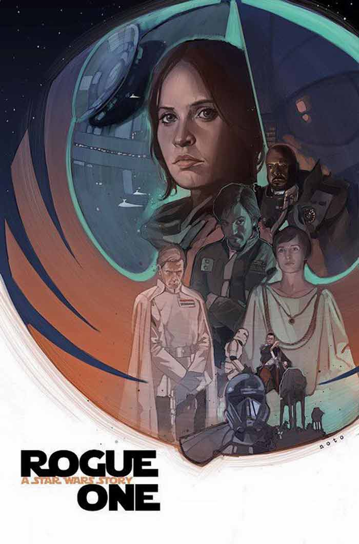 cómic Star Wars Rogue One